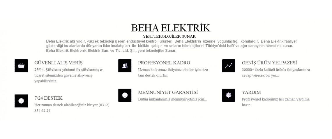 Beha Elektrik